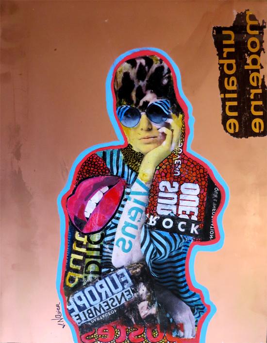 Rock - Valerie Nogier